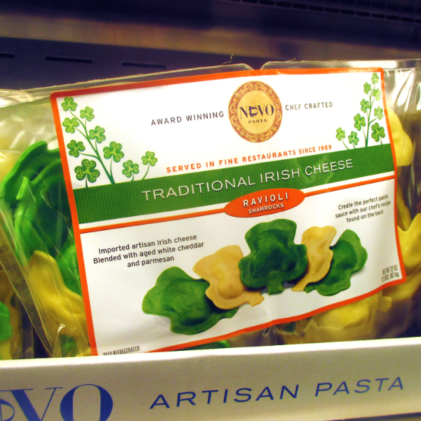 costco irish pasta